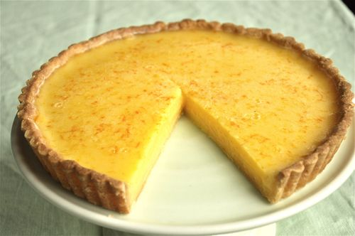 Proper Lemon Tart : 100th Post! - Lemon Tart