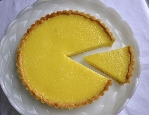 Lemon Tart: Lemon Tarts